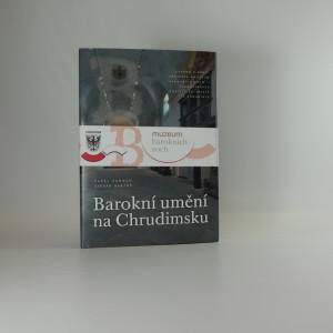náhled knihy - Barokní umění na Chrudimsku