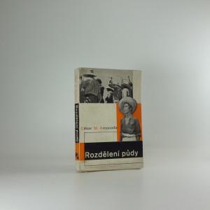 náhled knihy - Rozdělení půdy ...