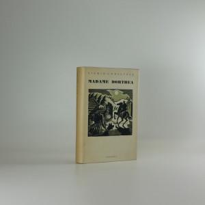 náhled knihy - Madame Dorthea