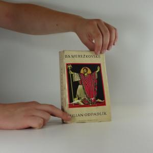 náhled knihy - Kristus a Antikrist : trilogie. Díl I, Smrt bohů, Julian odpadlík