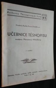 náhled knihy - Učebnice těsnopisu soustavy Heroutovy-Mikulíkovy