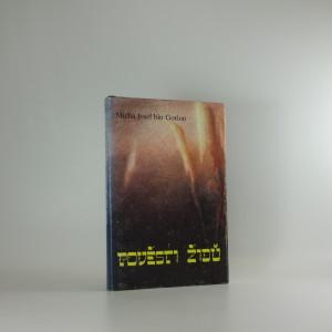 náhled knihy - Pověsti Židů : mýty, legendy a výklady