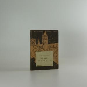 náhled knihy - Heitere Geschichten