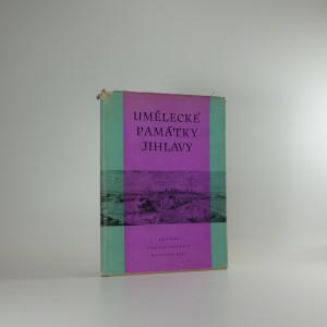 náhled knihy - Umělecké památky Jihlavy