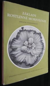 náhled knihy - Základy rostlinné morfologie