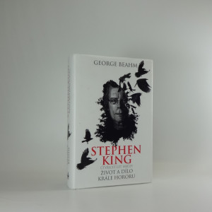 náhled knihy - Stephen King : čtyřicet let hrůzy : život a dílo krále hororu