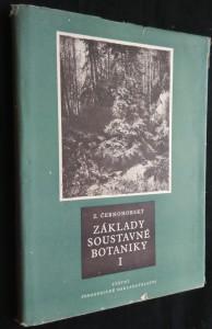 náhled knihy - Základy soustavné botaniky 1. [díl]