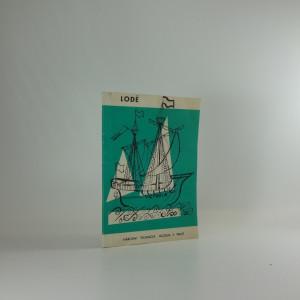 náhled knihy - Jak se vyvíjela technika lodí, díl III