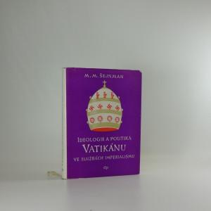 náhled knihy - Ideologie a politika Vatikánu ve službách imperialismu