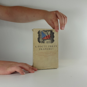 náhled knihy - K poctě zbraň praporu! : 21. květen, 21., 23. a 30. září 1938 : Berchtesgaden, Godesberg, Mnichov v tvorbě českých básníků : výbor z básní o osudu Československa 1938