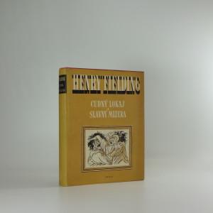 náhled knihy - Cudný lokaj a slavný mizera
