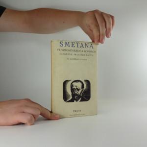 náhled knihy - Smetana ve vzpomínkách a dopisech