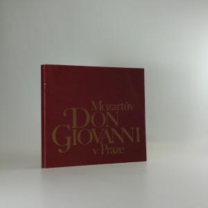 náhled knihy - Mozartův Don Giovanni v Praze