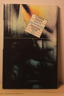 náhled knihy - Krutý experiment