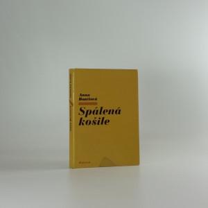 náhled knihy - Spálená košile