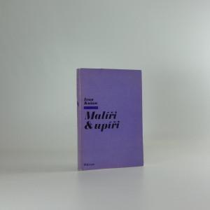 náhled knihy - Malíři & upíři