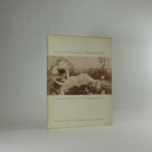 náhled knihy - Poledne : milostné listy