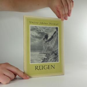 náhled knihy - Rügen, mit einem Vorwort von Werner Ulrich