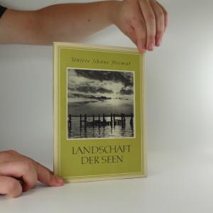 náhled knihy - Landschaft der Seen