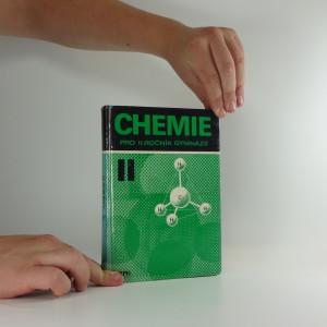 náhled knihy - Chemie pro II. ročník gymnázií