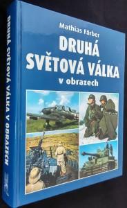 náhled knihy - II. světová válka v obrazech