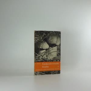 náhled knihy - Československé houby, díl II, Chorošovité a další stopkovýtrusé, vřeckaté