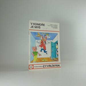 náhled knihy - Čtyřlístek : V komoře je myš
