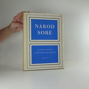 náhled knihy - Národ sobě : Národní divadlo a jeho umělecké poklady