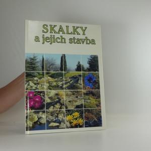 náhled knihy - Skalky a jejich stavba