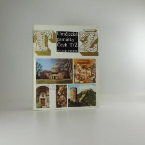 náhled knihy - Umělecké památky Čech 4 T/Ž