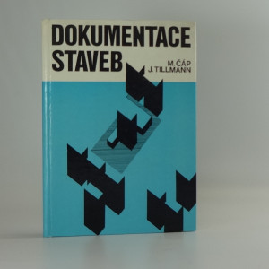 náhled knihy - Dokumentace staveb