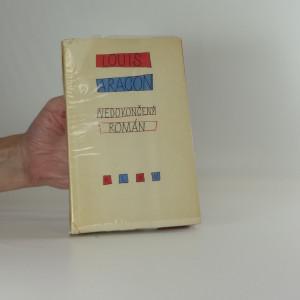náhled knihy - Nedokončený román