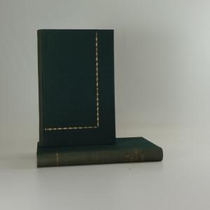 náhled knihy - Dramatická díla (I,II)