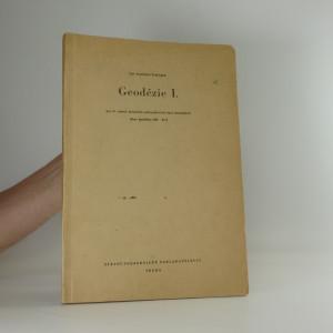 náhled knihy - Geodézie I