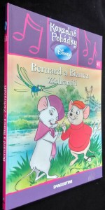 náhled knihy - Bernard a Bianca