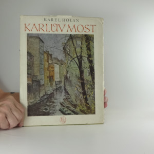 náhled knihy - Karlův most