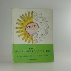 náhled knihy - Kuk! Na zelené louce kluk