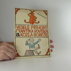 náhled knihy - Veselé příhody Frantíka Vovíska a kozla Bobeše