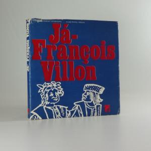 náhled knihy - Já- Francois Villon