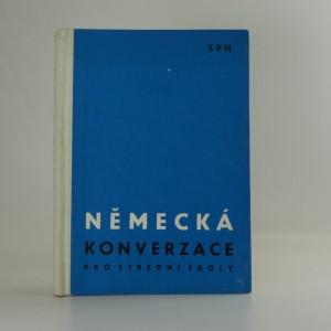 náhled knihy - Německá konverzace pro střední školy