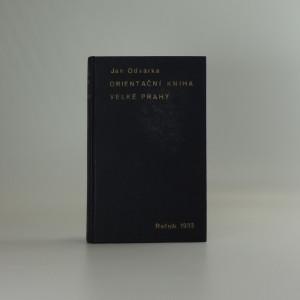 náhled knihy - Orientační kniha VELKÉ PRAHY pro rok 1933. Díl IV.