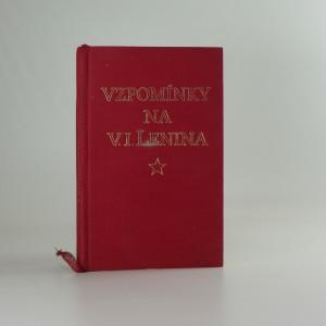 náhled knihy - Vzpomínky na V.I.Lenina
