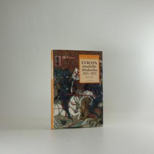 náhled knihy - Evropa pozdního středověku 1300-1500