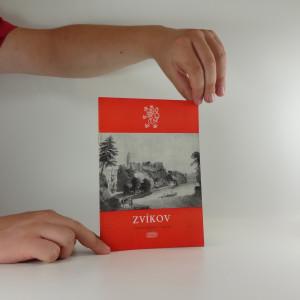 náhled knihy - Zvíkov : Státní hrad a okolí