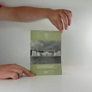 náhled knihy - Kynžvart : státní zámek a památky v okolí
