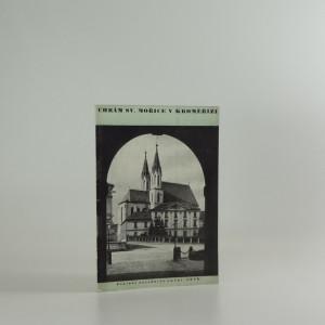náhled knihy - Chrám sv. Mořice v Kroměříži
