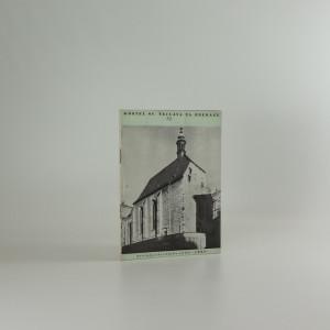 náhled knihy - Kostel sv. Václava na Zderaze