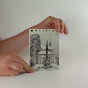 náhled knihy - Rokycany