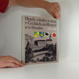 náhled knihy - Hrady, zámky a tvrze v Čechách, na Moravě a ve Slezsku, díl V, Jižní Čechy