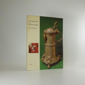 náhled knihy - Cinárstvo na Slovensku